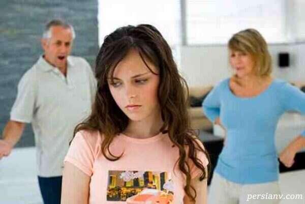 رفتار صحیح با نوجوانان