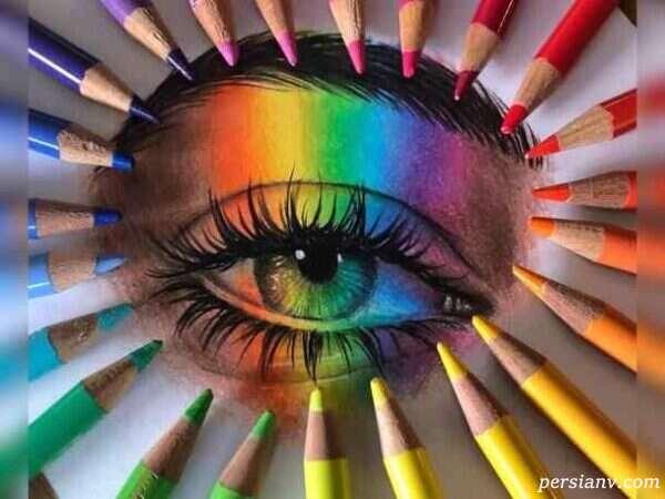 شخصیت شناسی رنگ ها