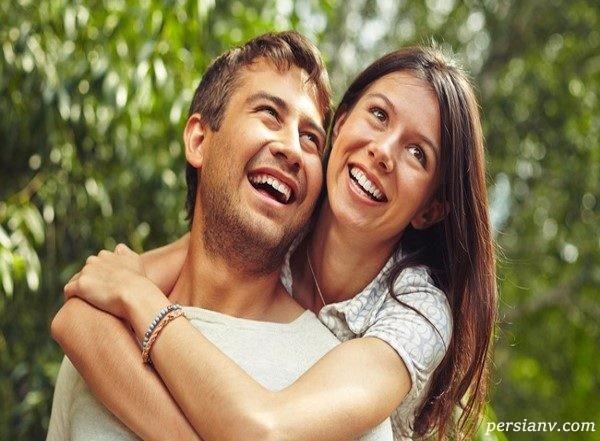 زناشویی موفق / وزن کسانی که رابطه شاد دارند تغییر می کند