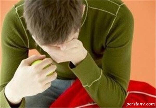 درمان استرس شدید