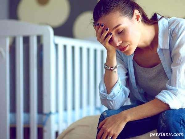 تشخیص علائم افسردگی پس از زایمان