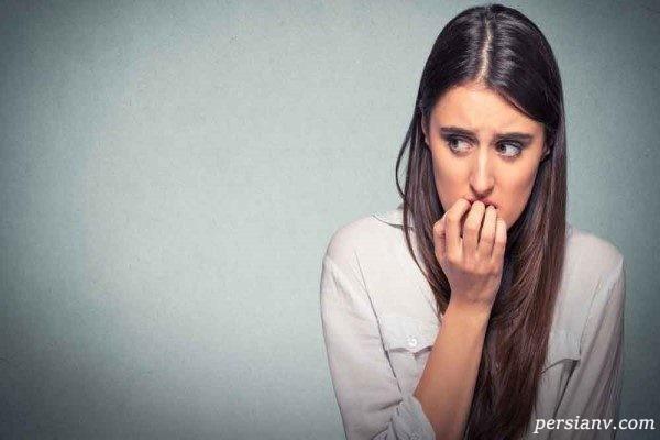 کنترل دلشوره و اضطراب