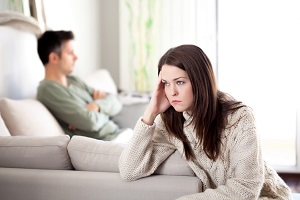 افسردگی همسر و دلایل بوجود آمدن آن