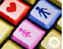 به دنبال عشق در اینترنت!!
