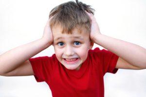 نشانه های استرس در کودکان و راه های درمان آن