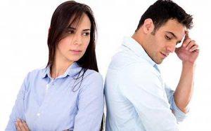 مهمترین اشتباهات مردان در زندگی زناشویی