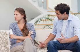دلایل عصبانیت همسر