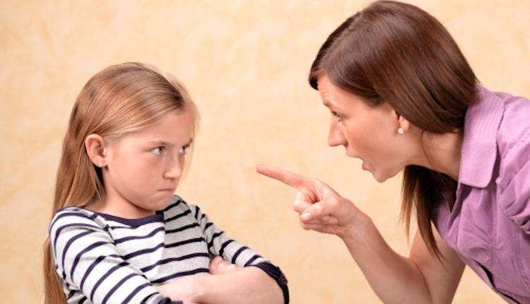 اصول صحیح تنبیه کودک