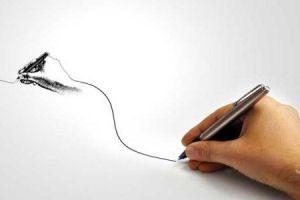 راز خط خطیهایی که گوشه کاغذ میکشیم چیست؟