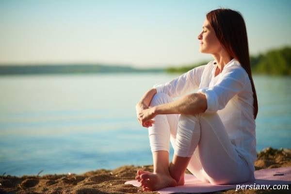چگونه اعصاب و روان آرام داشته باشیم