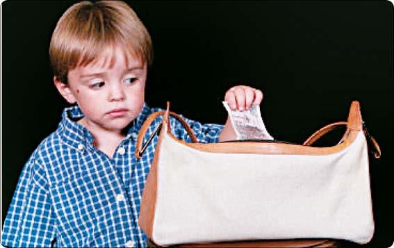 دزدی کودکان
