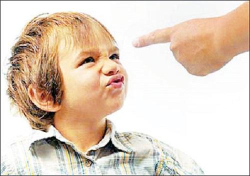 جلوگیری از لجبازی کودکان