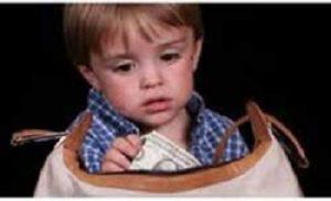روش های مقابله با دزدی کودکان