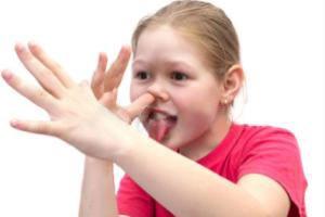 راه کارهایی برای برخورد با کودک بد زبان