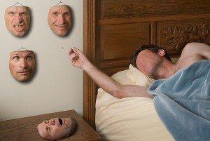 تست شخصیت شناسی : از کدام صورت می ترسید؟!