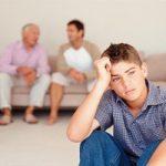 چگونگی رفتار با فرزند در دوران بلوغ