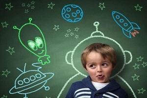خیال پردازی کودکان را جدی بگیرید