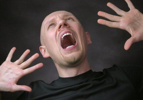 فواید خشم