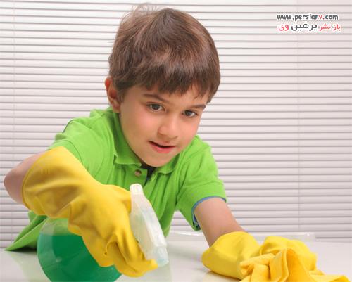 تربیت کودک مسئولیت پذیر