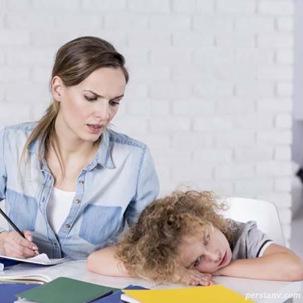 علایم و تشخیص اختلال کمبود توجه و تمرکز در کودکان