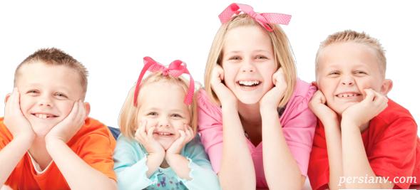 شادمانی در کودکان را چگونه بوجود بیاوریم ؟