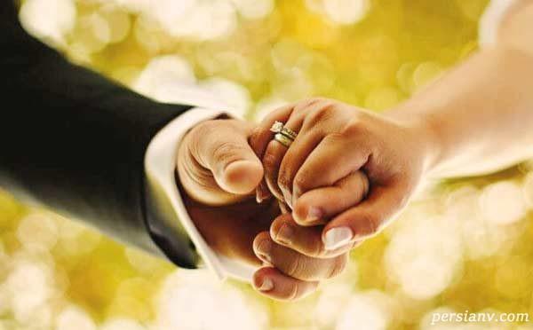 بررسی اختلاف سن مناسب در ازدواج با فاصله سنی های مختلف