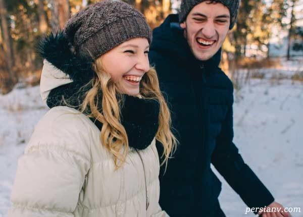 رفتار زوجین با یکدیگر در رابطه های بسیار شاد و موفق