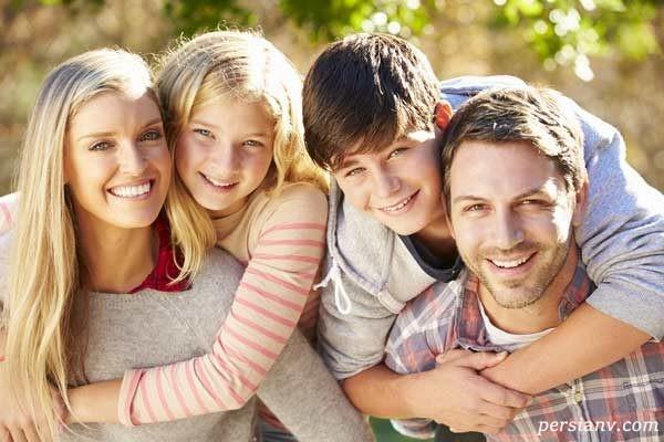 نشانه های خانواده موفق و خوشبخت