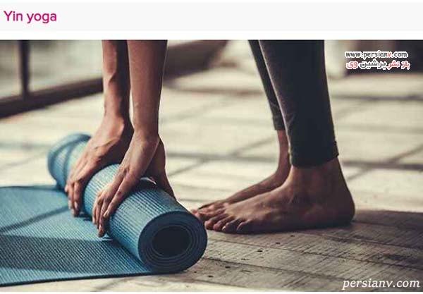 انواع تمرین یوگا