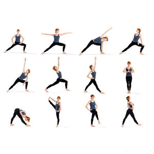 انواع تمرینات یوگا و تفاوت هایشان که باید بدانید