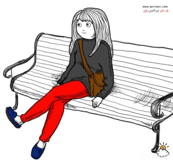 شخصیت شناسی از روی نشستن روی صندلی
