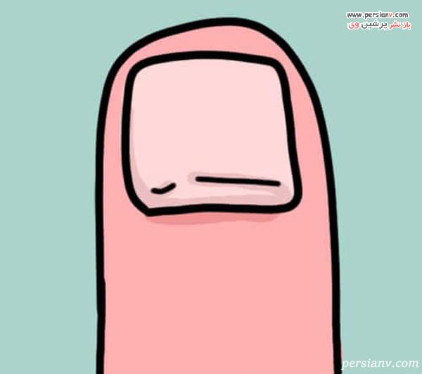 شخصیت شناسی از روی ناخن