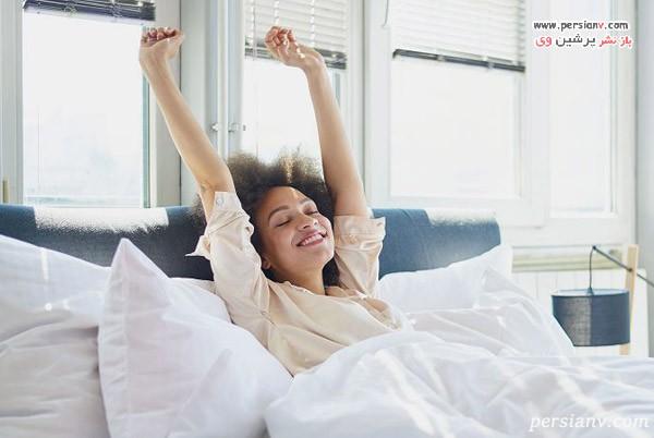 شخصیت شناسی از روی خوابیدن