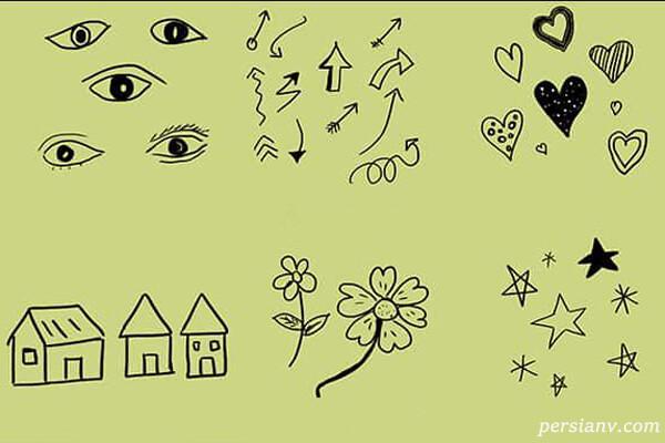 روانشناسی نقاشی های ناخودآگاه از افکار پنهان شما خبر می دهند