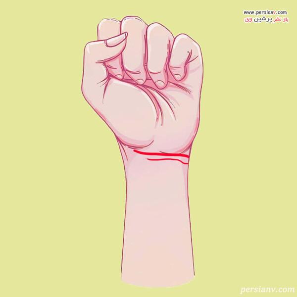 طالع بینی خط های دست