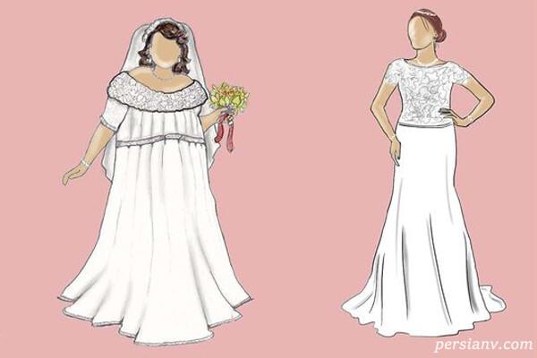 تست روانشناسی لباس عروس و افشای خصوصیات شخصیتی