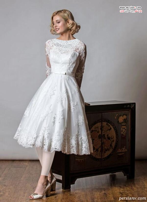 لباس با دامن کوتاه