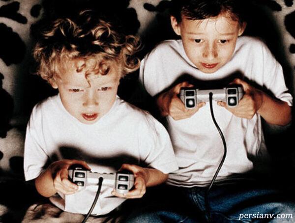 بازیهای کامپیوتری خشن
