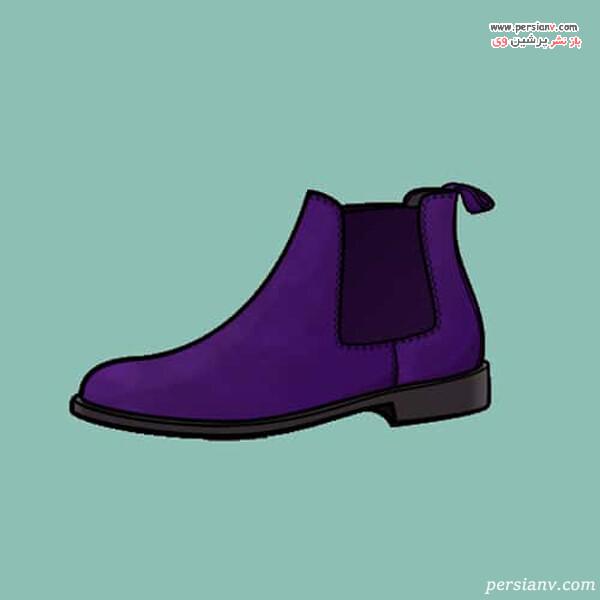شخصیت شناسی از روی کفش