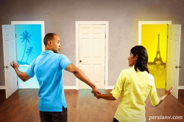 راه های سازش با همسر بدون اینکه چیزی از شما کم شود