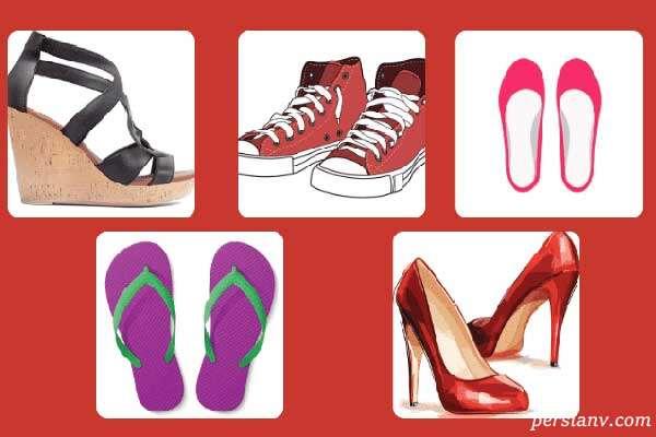 تست روانشناسی کفش و روش شما در روبه رو شدن با چالش ها