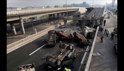 آخرین تصاویر از زلزله ۸/۵ شیلی