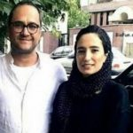 """تصویری که رامبد جوان، در شب پیش از حضور همسرش در """"خندوانه"""" منتشر کرد"""