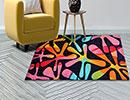 جدیدترین مدل فرش های مدرن ، کاغذ دیواری ، لمینت ، لوستر و . | زیباترین ایده های طراحی