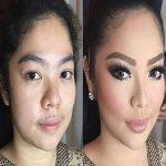 عکس های خنده دار ۴۱۴ | از چهره واقعی دخترا بعد از حمام تا گوشواره جالب قرصی!