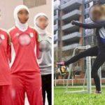 اقدام زشت دختر ملیپوش ایرانی برایش دردسرساز شد +عکس