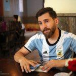 دردسر لیونل مسی برای بدل ایرانیاش