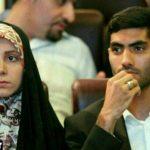 اولین تصویر از محمد انصاری ، ملی پوش پرسپولیس در کنار همسرش