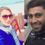کاوه رضایی و همسر پرسپولیسی اش ، او به خاطر همسرش سرخ پوش می شود؟!