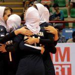 چرا بانوان والیبالیست از مسابقه محروم شدند؟